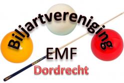 Biljartvereniging E.M.F.  Dordrecht
